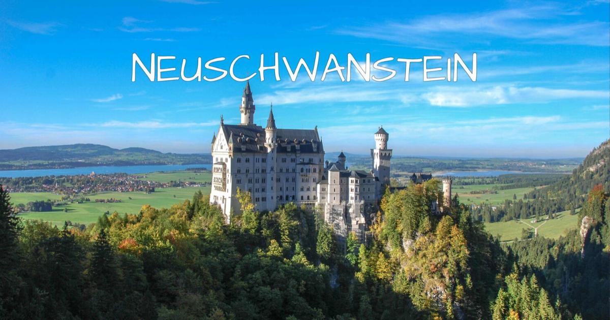 Neuschwanstein – Zamek z Bajki