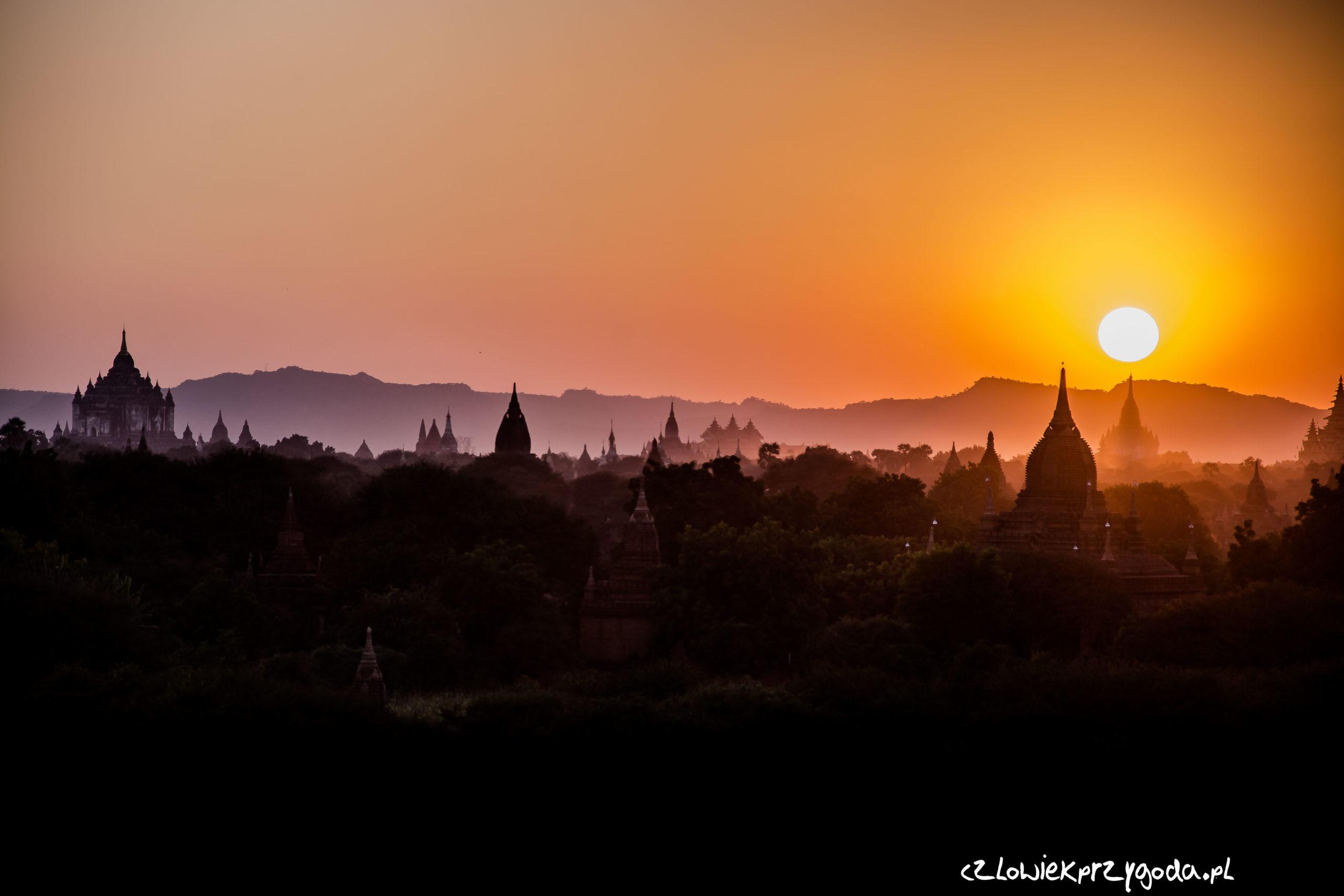 Zachody Słońca na Świecie
