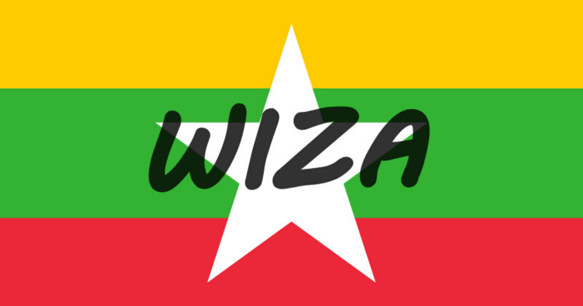 Wiza do Birmy