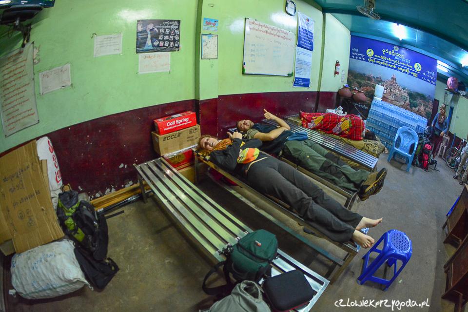 Yangon Stacja autobusowa