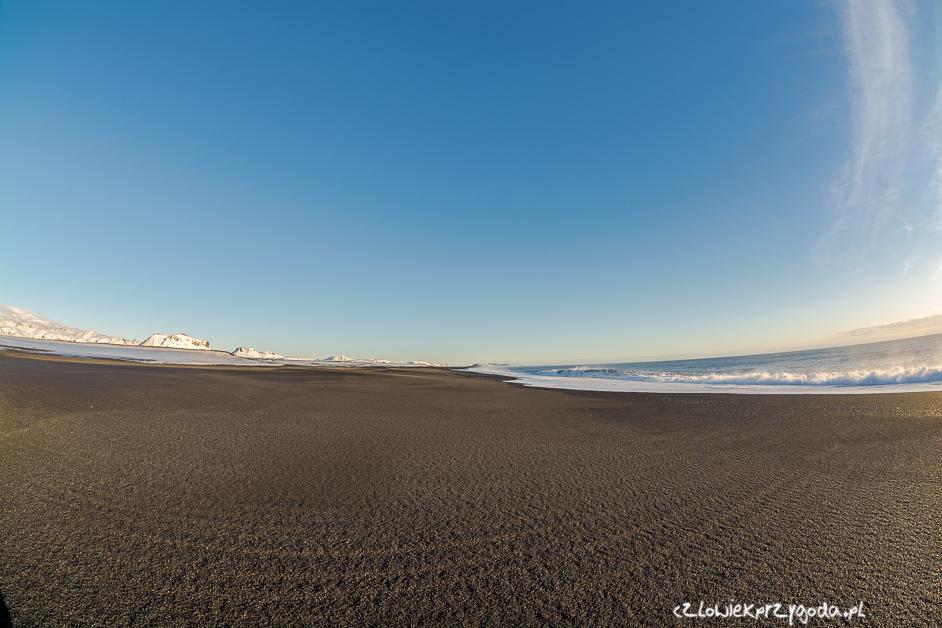 plaża Sólheimasandur