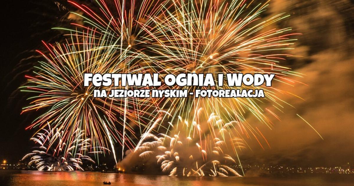 Festiwal wody i ognia