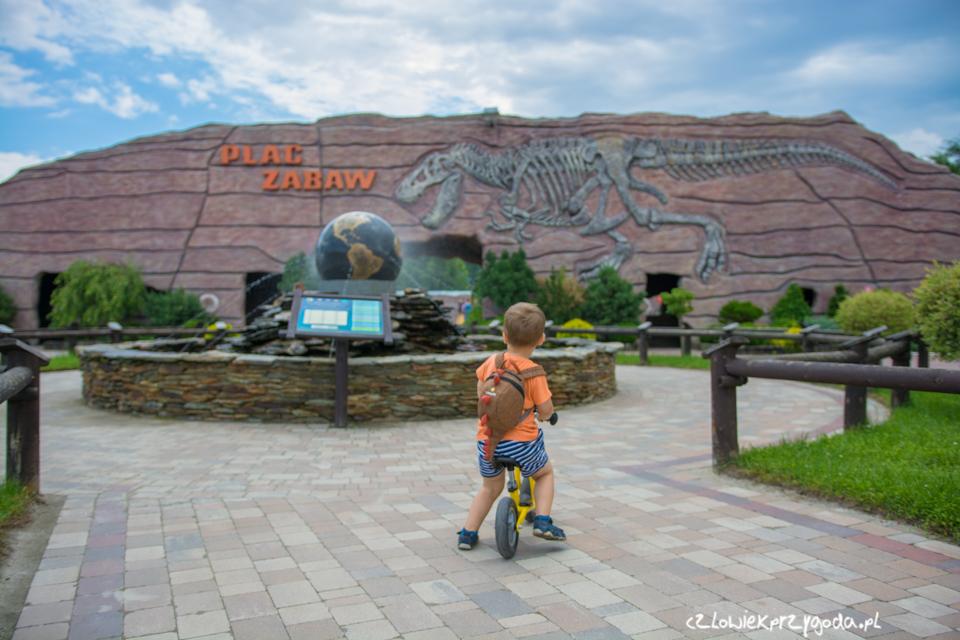 Jurapark plac zabaw