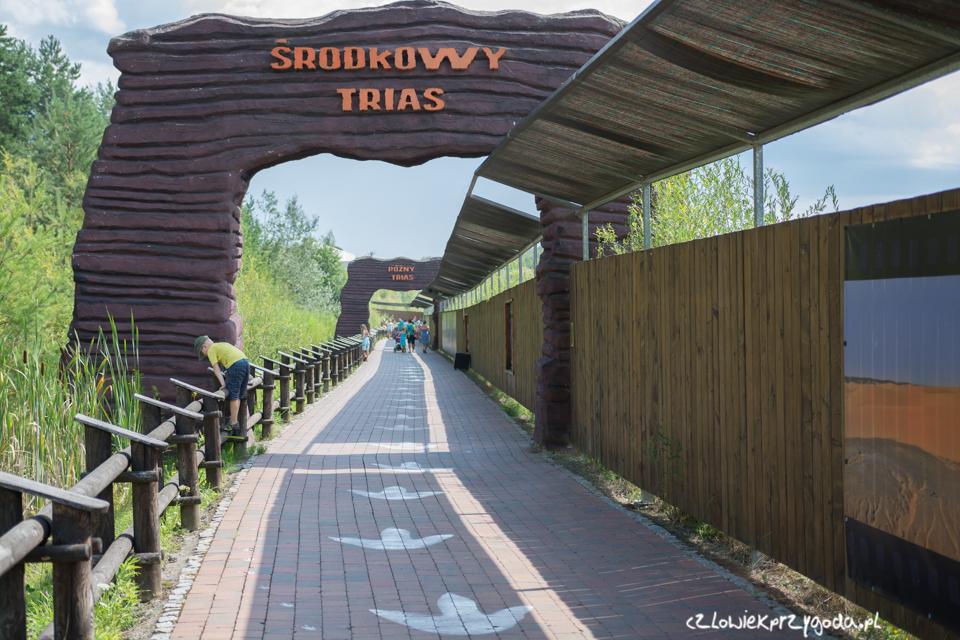 Jurapark trasa