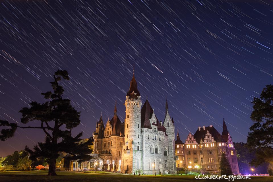 Castle Startrail