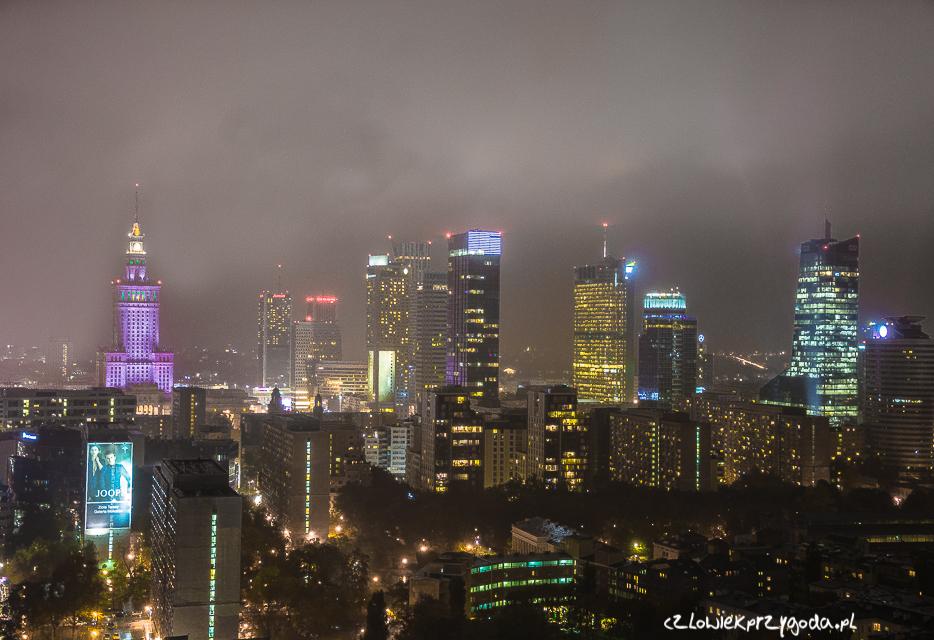 Noc wieżowców