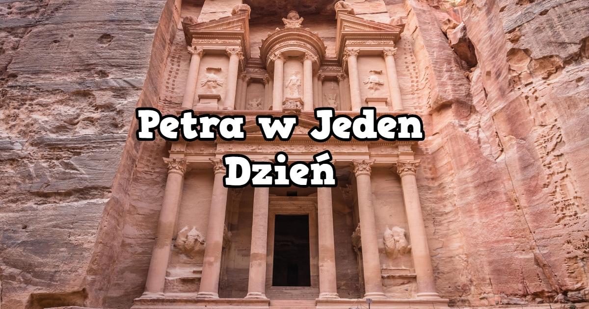 Petra w Jeden dzień