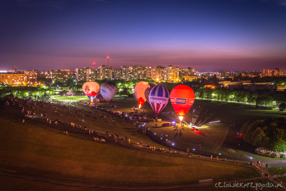 Fiesta Balonowa Opole