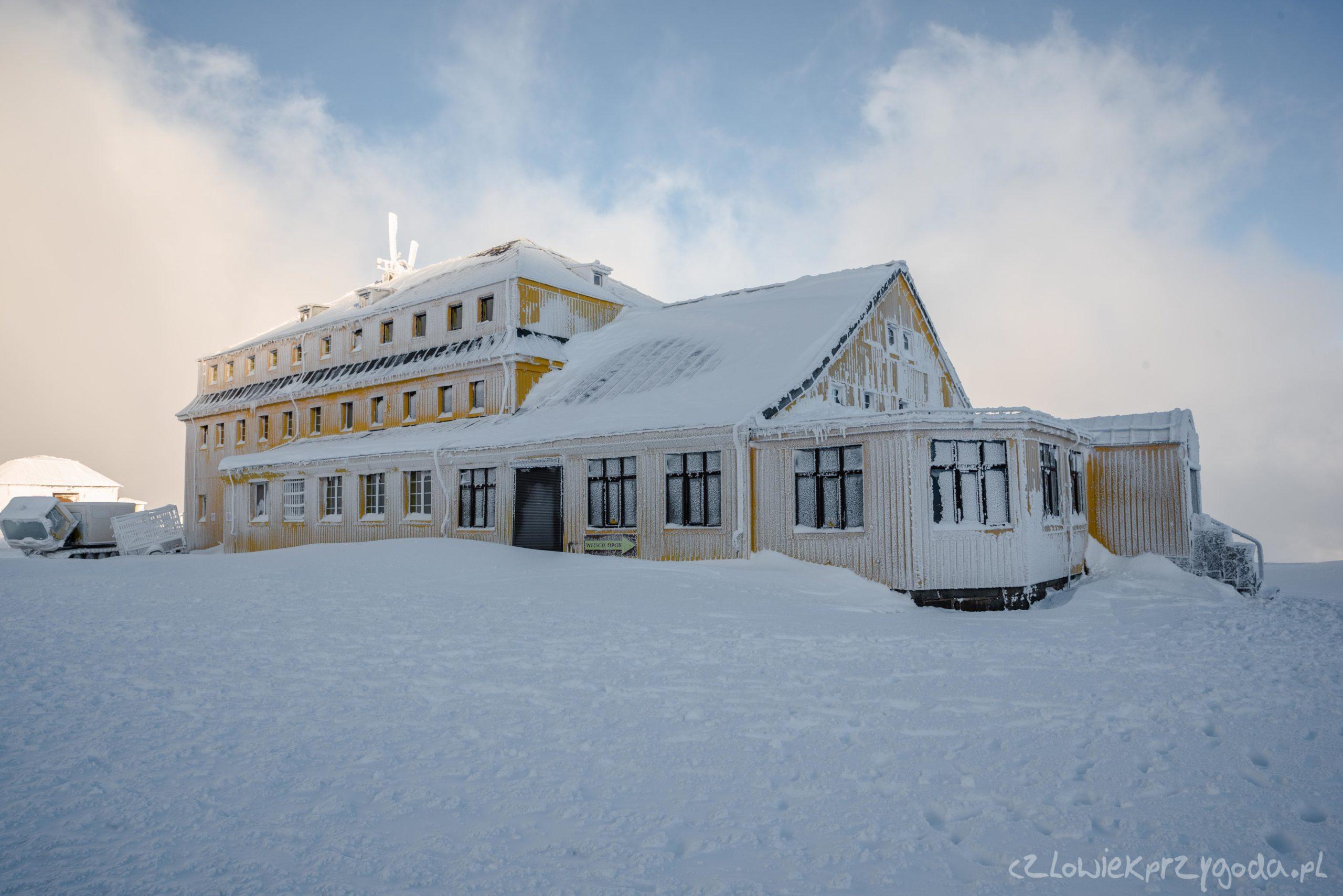 Dom Śląski - Śnieżka