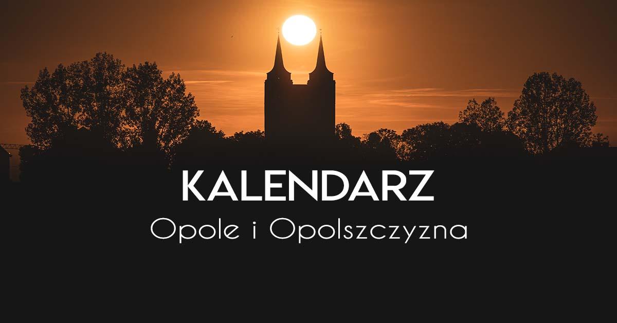 Kalendarz Opola 2020
