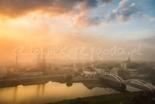 Panorama Opola