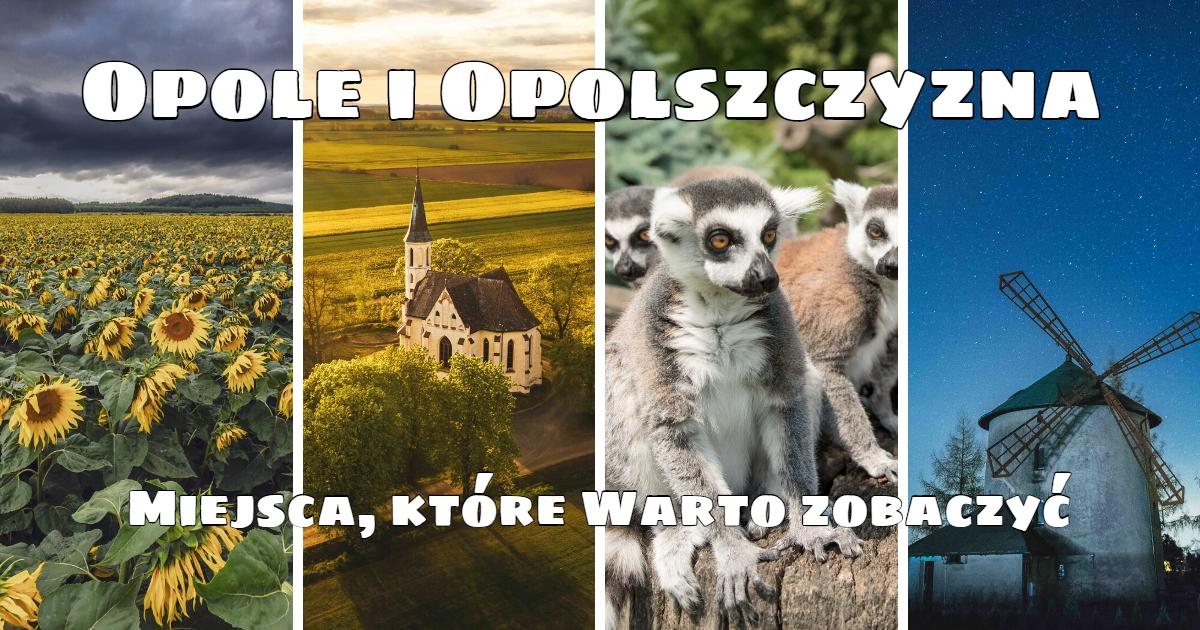 Opole i okolice Opola