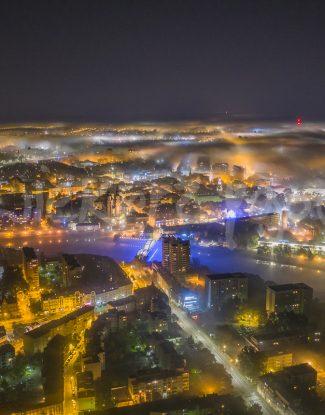 Opole we mgle