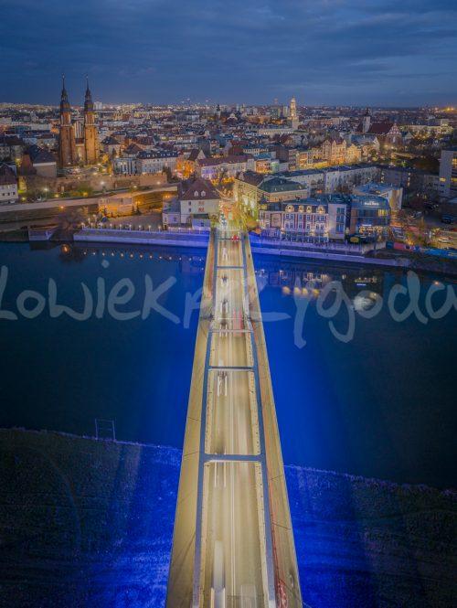 Most na Odrze