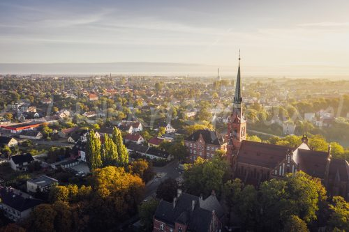 Poranek w Groszowicach
