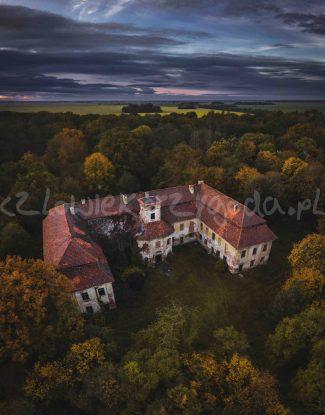 Pałac w Rozkochowie