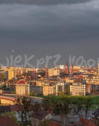 Panorama z Zaodrza