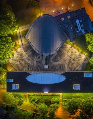 Amfiteatr nocą