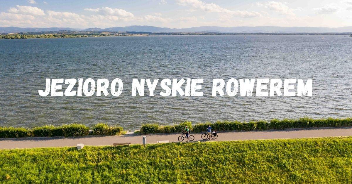Jezioro Nyskie Rorwerem